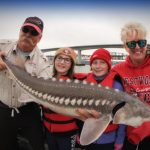 Guided Group Sturgeon Fishing on San Francisco Bay