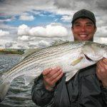 Striped Bass Fishing Charter in San Francisco