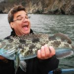San Francisco Bay Lingcod Fishing Trip