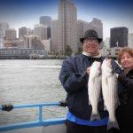 Striped Bass Fishing in San Francisco