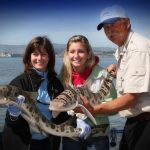 San Francisco Leopard Shark Fishing Charter