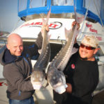 San Francisco Sturgeon Fishing Trip