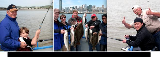 San francisco deep sea fishing sturgeon sea bass for Deep sea fishing san francisco