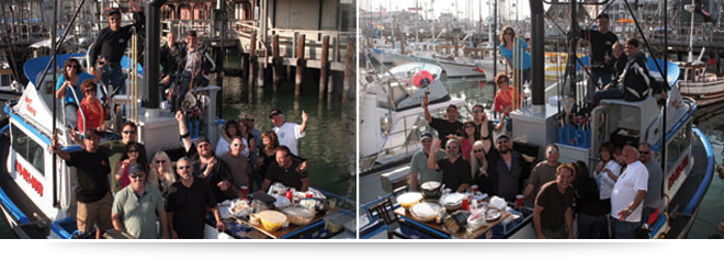 Party Boat Rental San Francisco