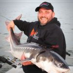 San Francisco Bay Sturgeon Fishing Trip