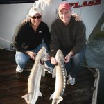 Guided Sturgeon Fishing Charter in San Francisco