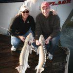 Guided Sturgeon Fishing Charter in San Francisco
