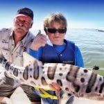 Leopard Shark Fishing Guides on San Francisco Bay