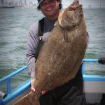 San Francisco Bay California Halibut