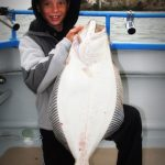 Guided Halibut Fishing Charter on San Francisco Bay