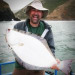 Halibut Guided Fishing Trips in San Francisco
