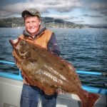 Trophy California Halibut Fishing on San Francisco Bay