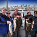 Group Sea Bass Fishing Charter in San Francisco
