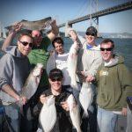 San Francisco Bay Group Fishing Charters