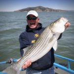 Sea Bass Fishing on San Francisco Bay
