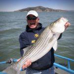 Sea Bass Fishing on San Francisco Bay