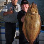 San Francisco California Halibut Fishing