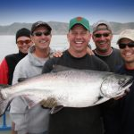 Guided Kind Salmon Fishing Charter San Francisco