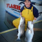 San Francisco Striped Bass Fishing