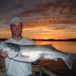 Guided Sea Bass Fishing Charter in San Francisco