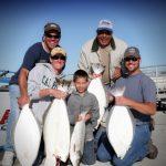 Group Fishing Charters on San Francisco Bay