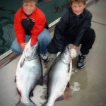 San Francisco Salmon Fishing Trips