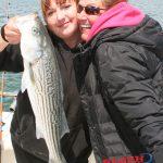 Striped Bass Fishing Trips in San Francisco