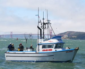 Fishing Boat San Francisco