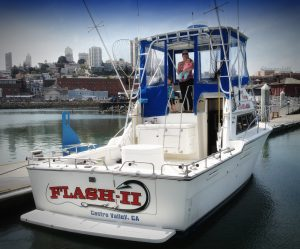 San Francisco new fishing boat